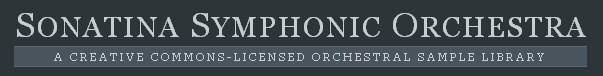 Sonatina Symphonic Orchestra Logo